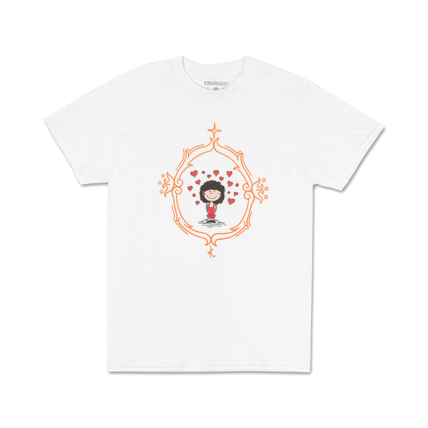 Holiday Tee - White