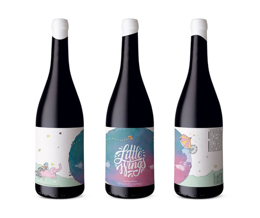 2017 Little Wings Syrah 3-Pack