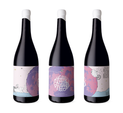 2018 Little Wings Syrah 3-Pack Box