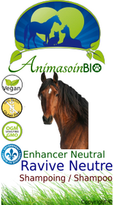 Cheval - Shampoing Ravive Neutre / Enhancer Neutral Shampoo - Horse - P