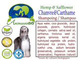 Shampoing Chanvre & Carthame-P