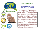 Shampoing Les Indésirables Chat -P