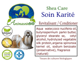 Soin Karité stimule-repousse & revitalisant / Shea Care Hair Grow & Conditioner -P