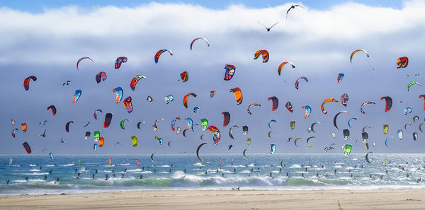 How to Choose a Kiteboarding Kite?