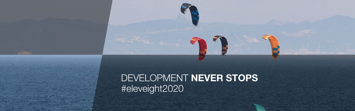 2020 Eleveight Kiteboarding Equipment