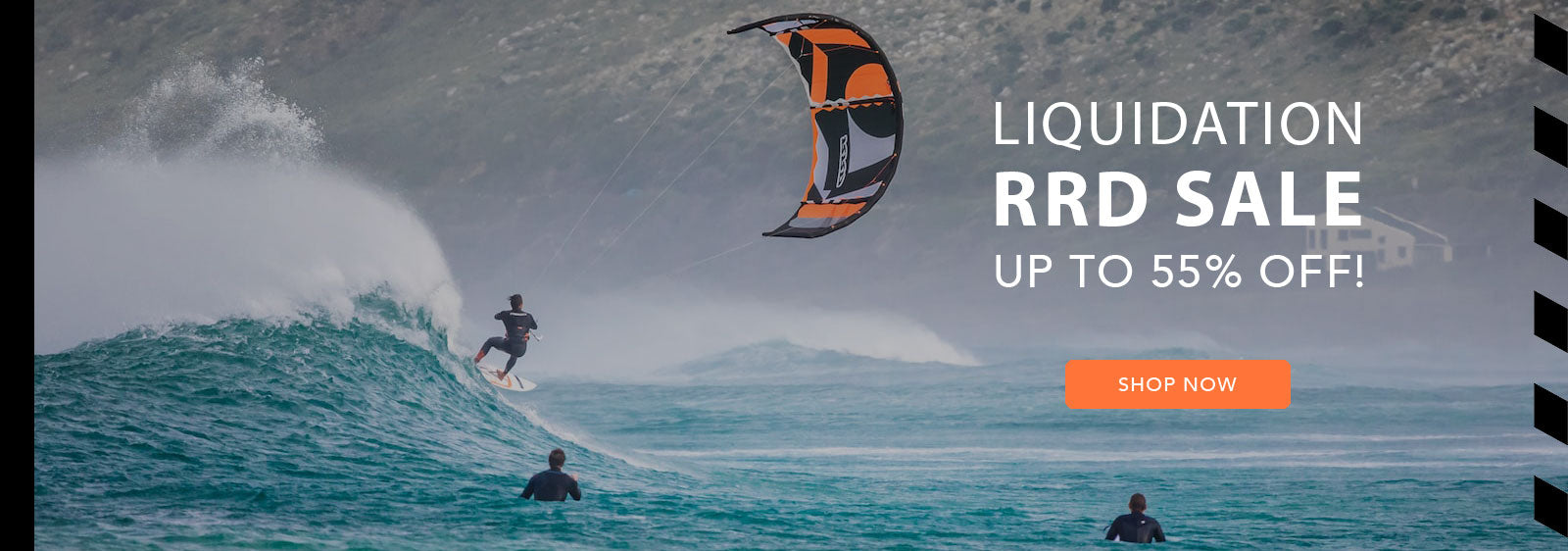 RRD Kiteboarding Closeout Liquidation Sale