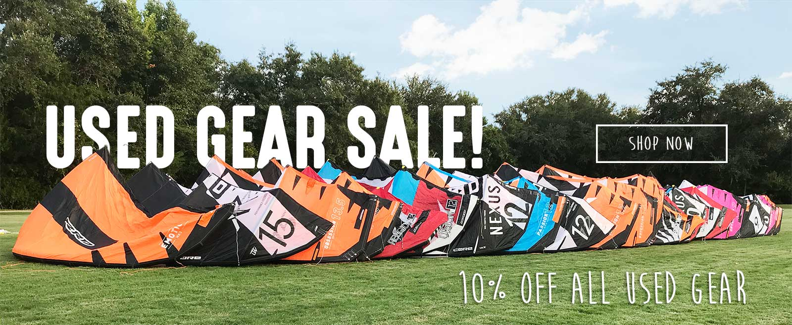 Used Kiteboarding Gear Sale - Shop Now