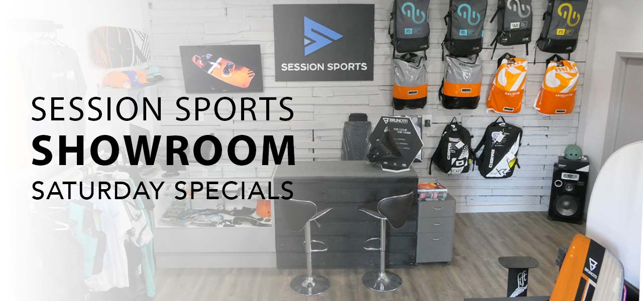 Session Sports Showroom Specials
