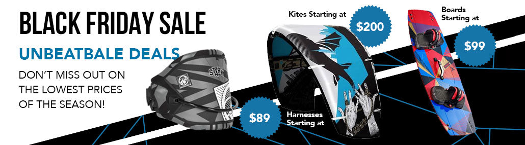Session Sports Black Friday & Cyber Monday Kiteboarding Sale
