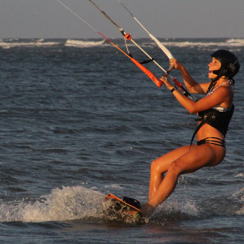 What are the best places in the world to learn kiteboarding?