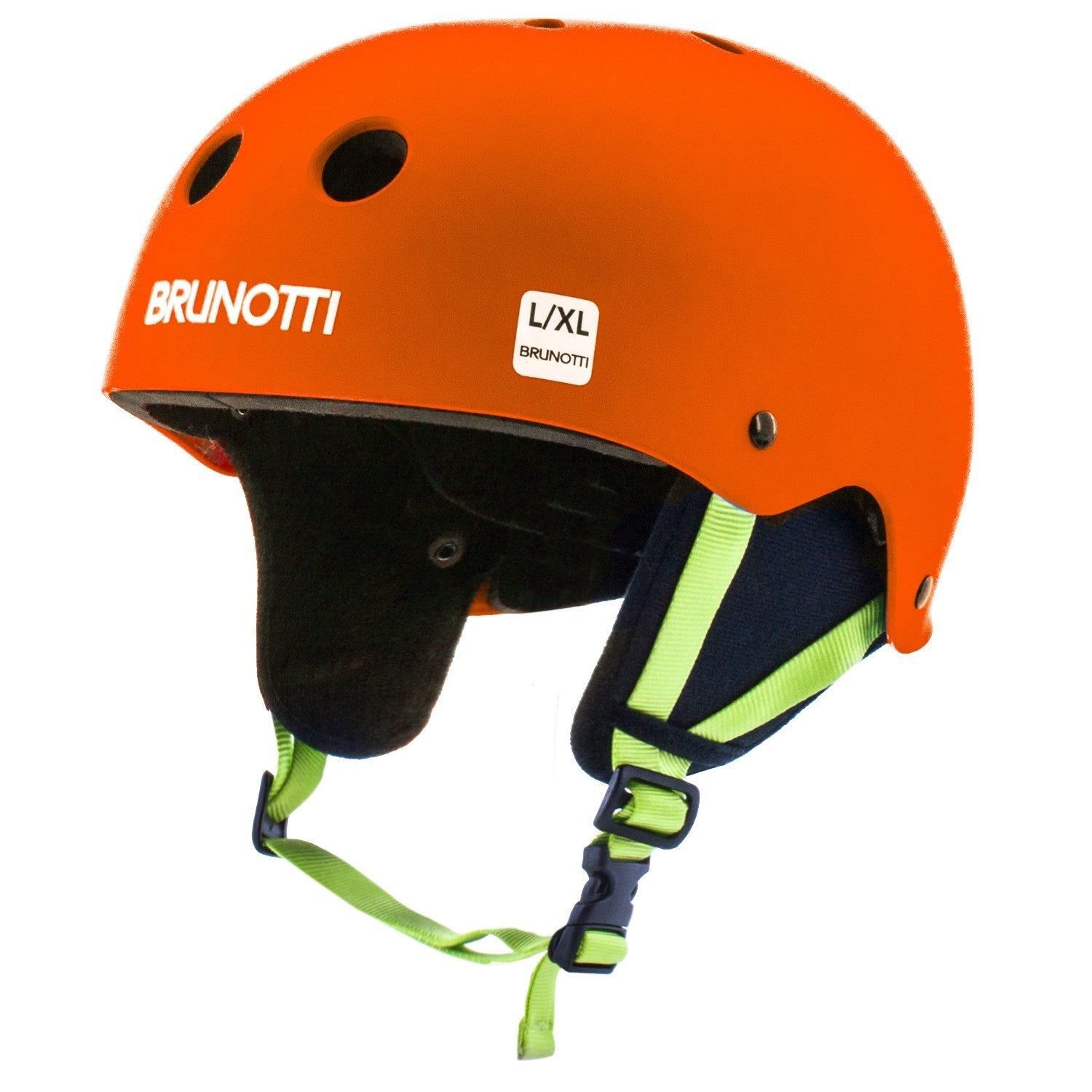 2018 Brunotti Orange Discovery Men Helmet