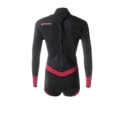2019 Brunotti Defense 3/2 Long Arm Shorty Womens Wetsuits