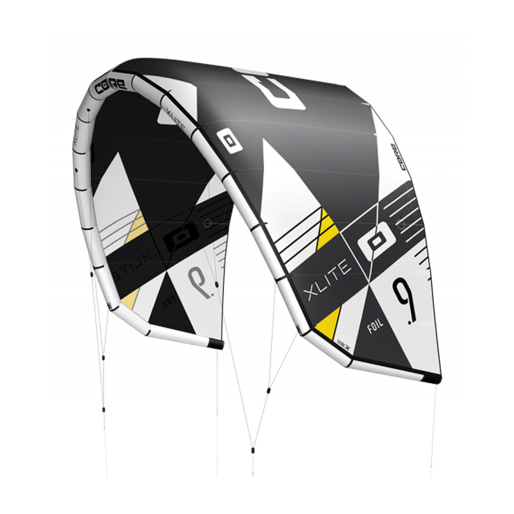 2020 Core XLITE Kiteboarding Kite Black