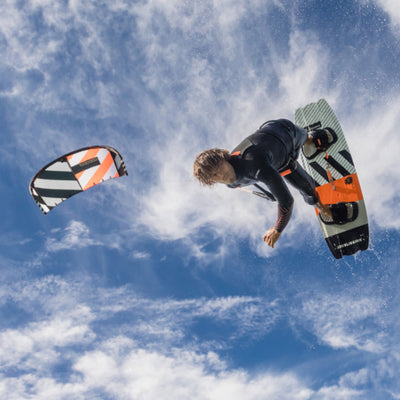 2020 RRD Bliss LTD Kiteboard Action