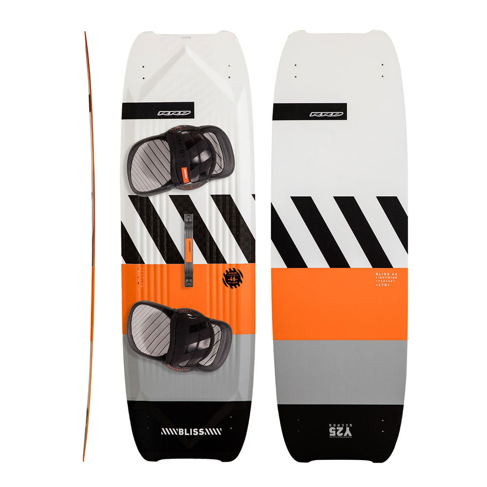 2020 RRD Bliss LTD Lightwind Kiteboard