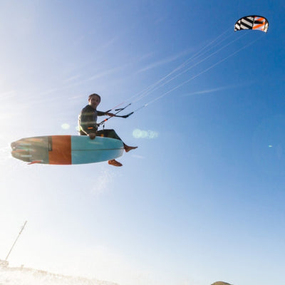 2020 RRD Cotan Kitesurf Board Flying Action