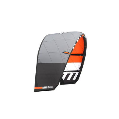 2020 RRD Obsession Kiteboarding Kite Side View