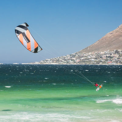 2020 RRD Obsession Kiteboarding Kite Flying Action