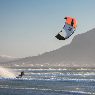 2020 RRD Passion Kiteboarding Kite Flying Action