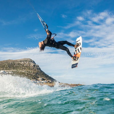 2020 RRD Placebo Kiteboard Action
