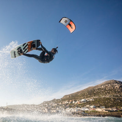 2020 RRD Placebo Kiteboard Flying Action