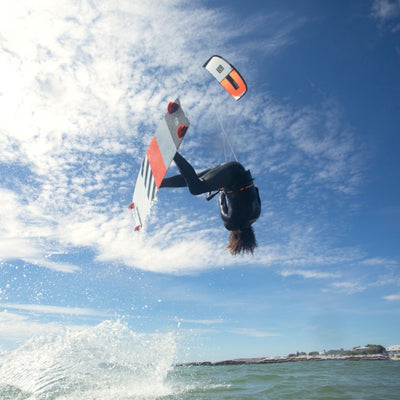 2020 RRD Placebo Lightwind Kiteboard Action