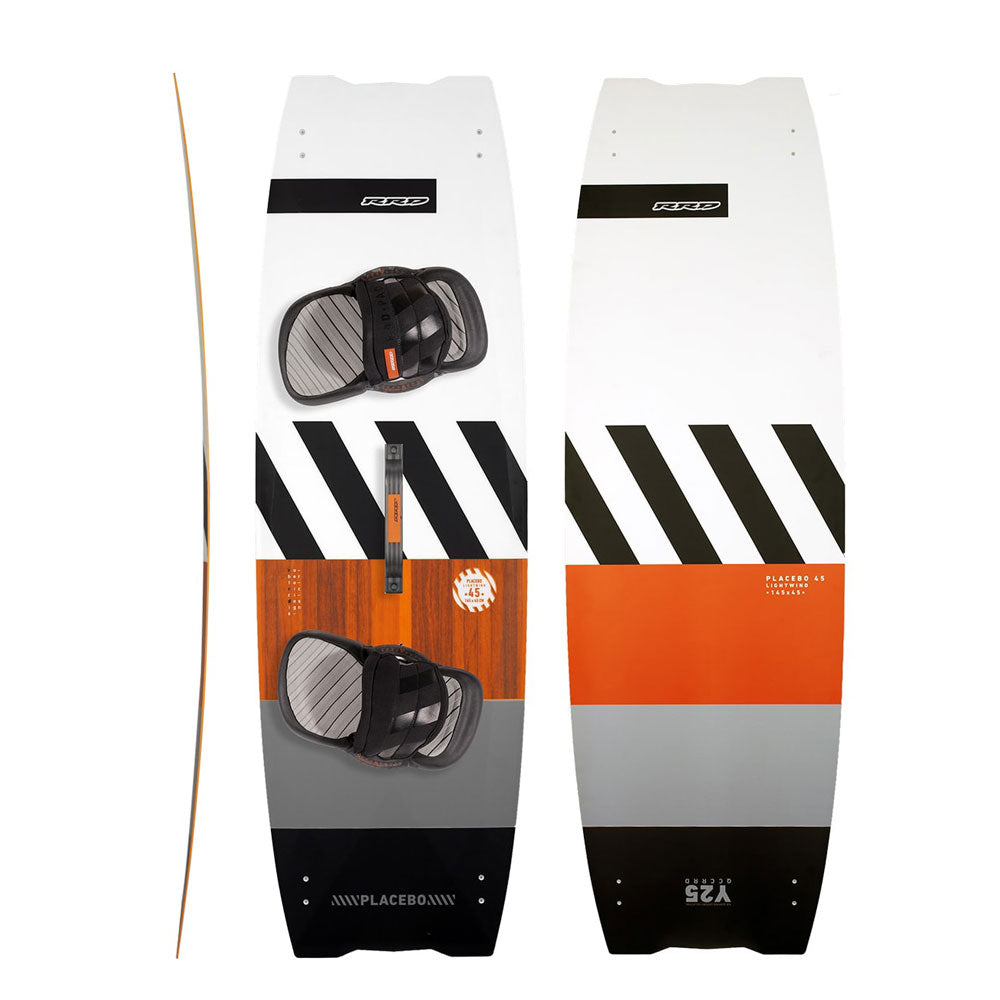 2020 RRD Placebo Lightwind Kiteboard