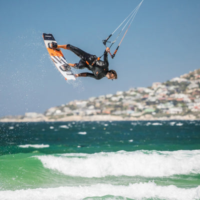 2020 RRD Poison LTD Kiteboard Action