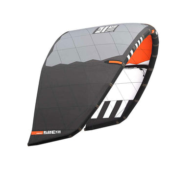 2020 RRD Religion Kiteboarding Kite Side View
