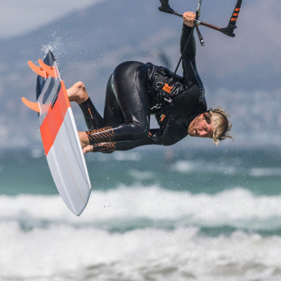 2020 RRD Varial Kitesurf Board Action