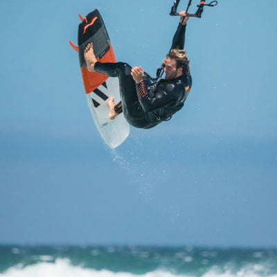 2020 RRD Varial Kitesurf Board Flying Action