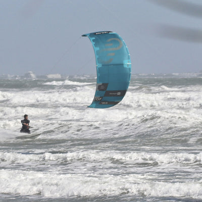 2020 Eleveight WS Kiteboarding Kite Action