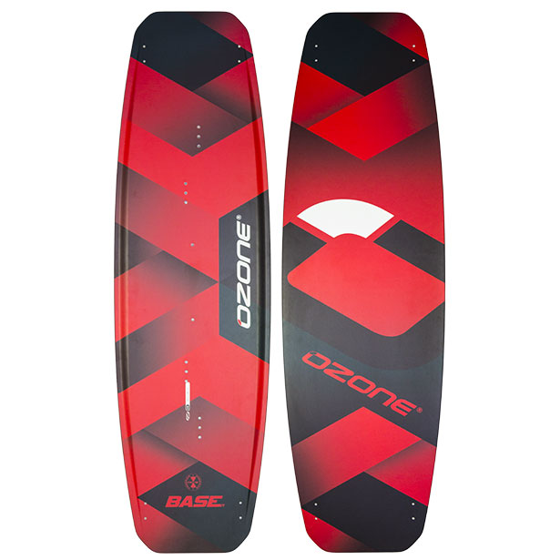 Ozone Base V1 Freeride Kiteboard-Blue