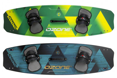 Ozone Code V2 Freeride Kiteboard-Tops-Hardware