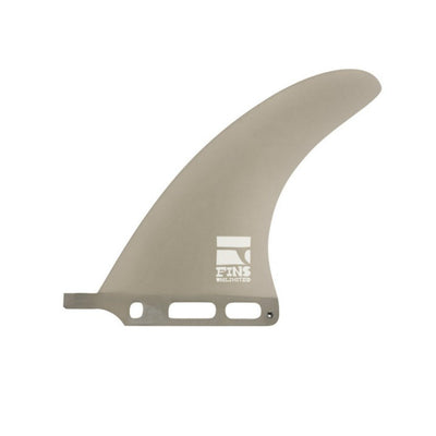 "D.d. 7.0"" Fin By Fins Unlimited Clear"