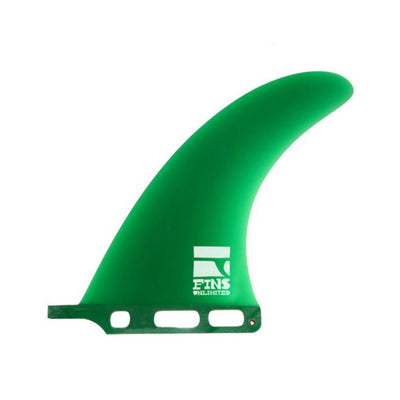 "D.d. 7.5"" Fin By Fins Unlimited Green"