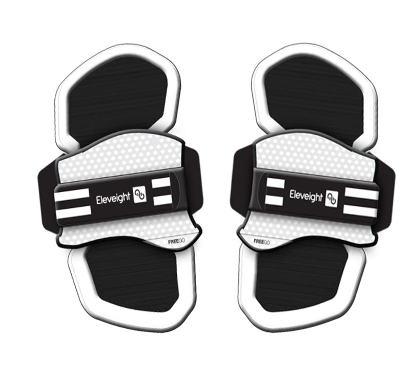 2021 Eleveight Freego Pads and FootStraps