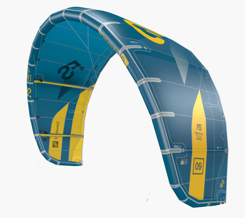 2021 Eleveight FS Kiteboarding Kite