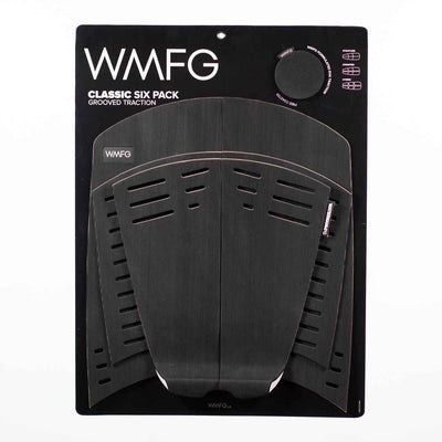 WMFG Classic Six Pack Traction 2.0 black