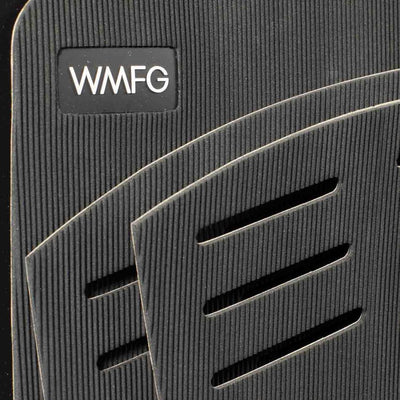WMFG Stubby Six Pack Traction 2.0 zoom grooved logo