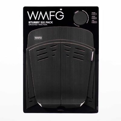 WMFG Stubby Six Pack Traction 2.0 black grooved