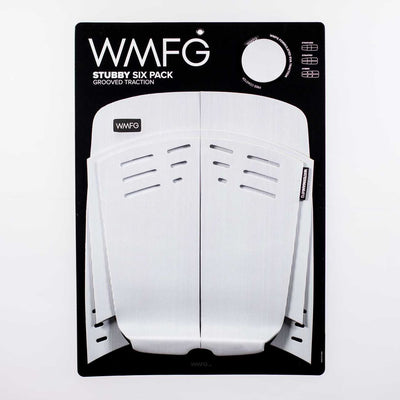 WMFG Stubby Six Pack Traction 2.0 white grooved