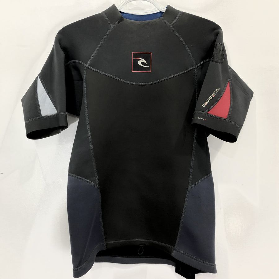 USED Ripcurl Dawn Patrol Neoprene Top 1/5 XL front