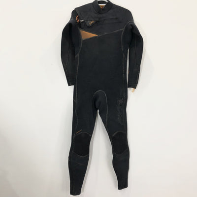 USED Mystic Wetsuit High Voltage Full Suit M front