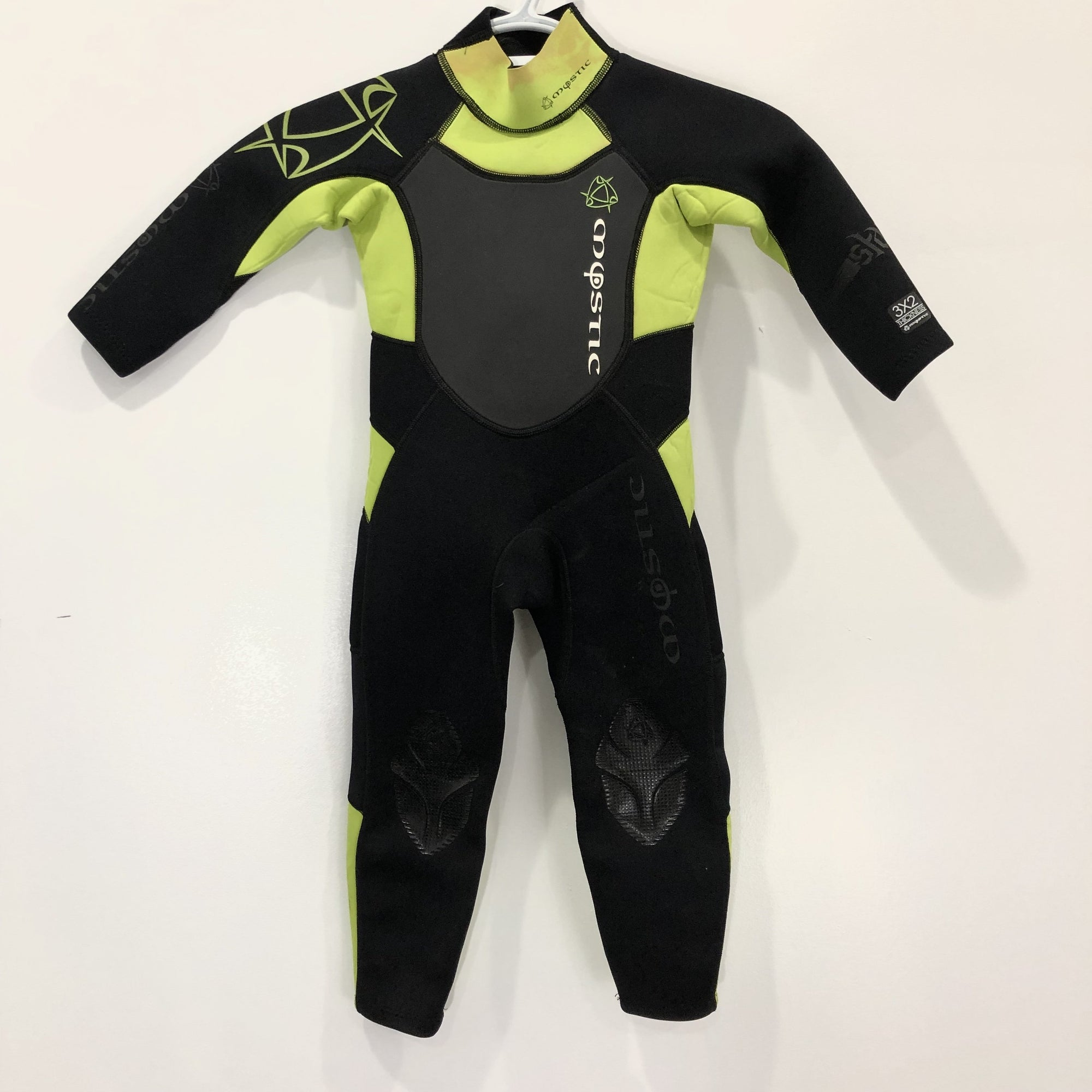 USED Mystic Wetsuit Star Full Suit Youth 3/2 Small