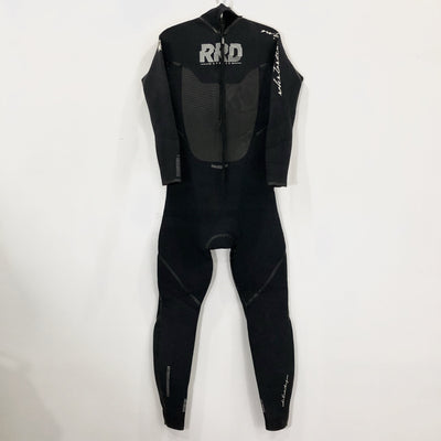 USED RRD Fahrenheit Full Suit 2017 5/3 L back