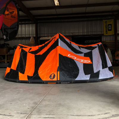 USED RRD Passion MK9 7.0 Kiteboarding Kite, 2018 front