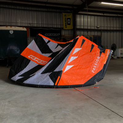 USED RRD Passion MK9 7.0 Kiteboarding Kite, 2018 left