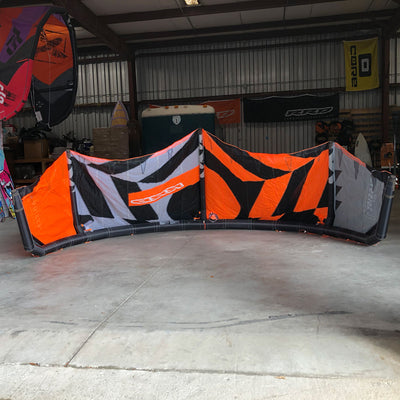 USED RRD Passion MK9 7.0 Kiteboarding Kite, 2018 back
