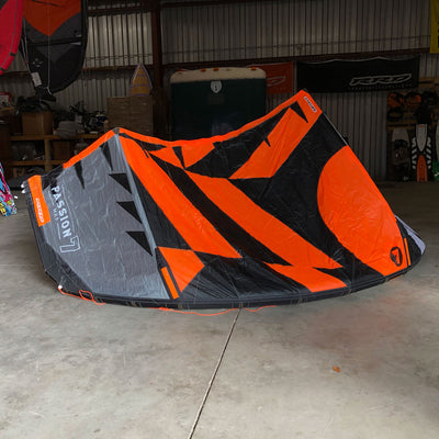USED RRD Passion MK9 7.0 Kiteboarding Kite, 2018 right